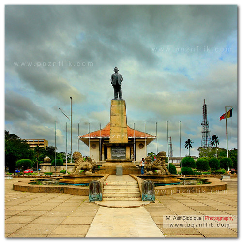 Independence Square | Colombo