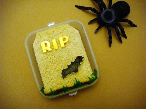Tombstone sandwich