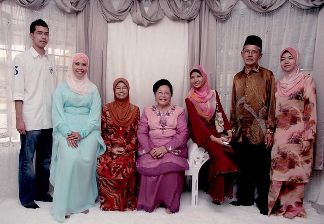 Engagement Fadhli & Aliah