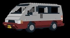 Toyota Tarago 1984