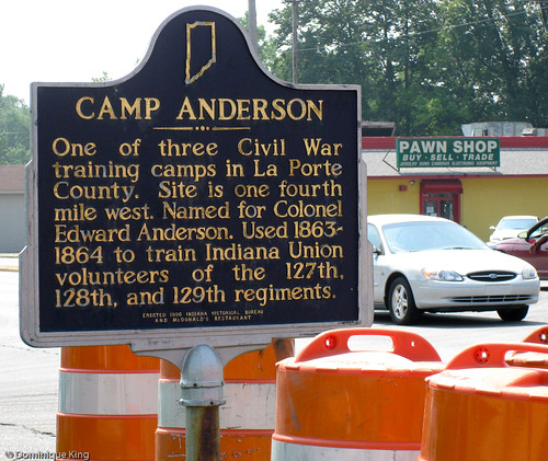 Camp Anderson Indiana