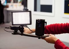 Filmer léger à la Photokina