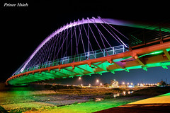 -  - Romantic Valentine's Bridge - Tai Hang of Taichung City (prince470701) Tags: taiwan   taihang taichungcity sonya850 sony2470za romanticvalentinesbridge