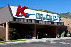vintage Kmart sign (ezeiza) Tags: history k sign retail vintage mall shopping colorado entrance glenwood springs shoppingmall co kmart mart relic glenwoodsprings