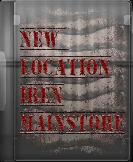 new location Iren Mainstore