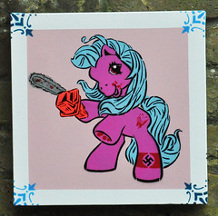 My Little Pony (chainsaw edition)