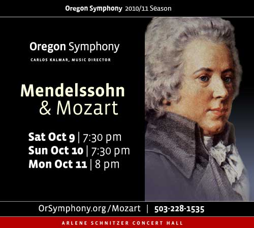This Weekend: William Wolfram Performs Mozart's Masterful Piano Concerto 24   Oregon Symphony