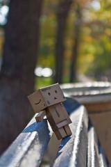 Autumn http://danboard.ru/ (0905ru) Tags: robot box cyborg ltd amazoncojp boxman revoltech danboard