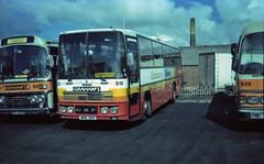 Graham's Bus Service, Paisley DAF MB200 WRK 30X (miledorcha) Tags: bus london coach bermuda tours paisley graham hawkhead renfrew randall coaches excursion jonckheere daf gbs renfrewshire s12 nw10 daytripper stmirren mb200 grahamsbusservice mb200dktl600 derekrandall gbspaisley wrk30x randallnw10 derekrandallenterprises