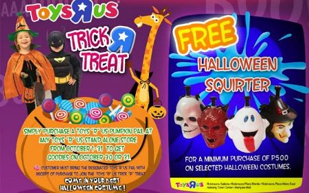 trickortreat_toysRus, halloween 2010, halloween events, halloween activities, trick or treat