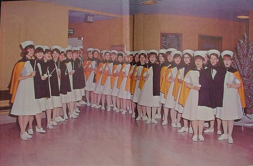 Pittsburgh Hospital School of Nursing Class of 1968