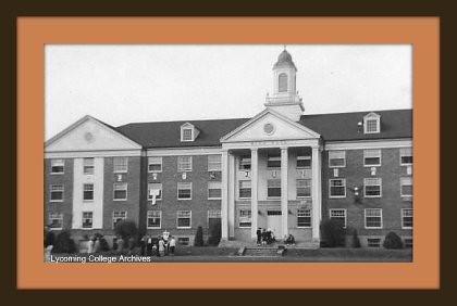 Rich Hall 1958