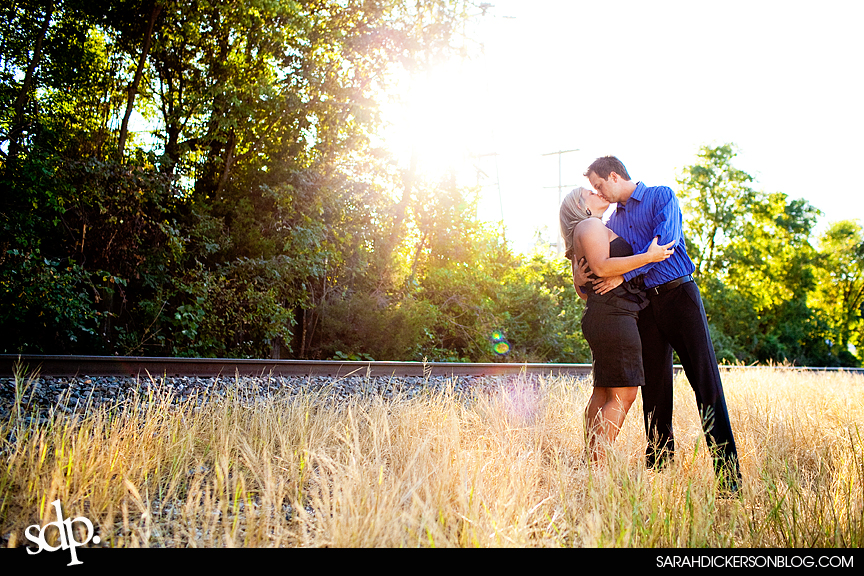 Lawrence Kansas engagement photographers