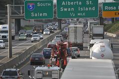 traffic on i-5 -2