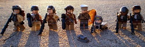 FTSA Troops