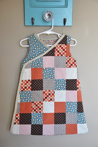 AMH Patchwork Sleep Sack