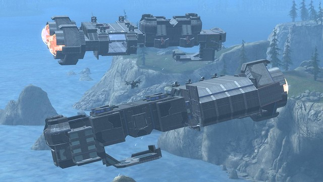 Awesome Halo: Reach Forge Maps for 10/8/10 - onPause