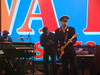 Damon Albarn & Gorillaz crew (kate_soundcheck) Tags: nyc ny newyork live lateshow gorillaz clinteastwood davidletterman lateshowwithdavidletterman edsullivantheater plasticbeach empireants escapetotheplasticbeach