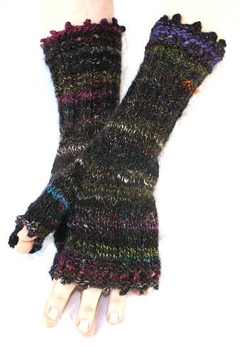 Mylady Steampunk mittens