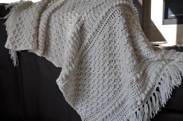 Ravelry Aran Afghan Pattern By Priscilla Hewitt