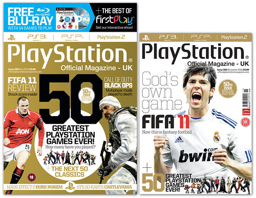 PlayStation Official Magazine UK Issue 50