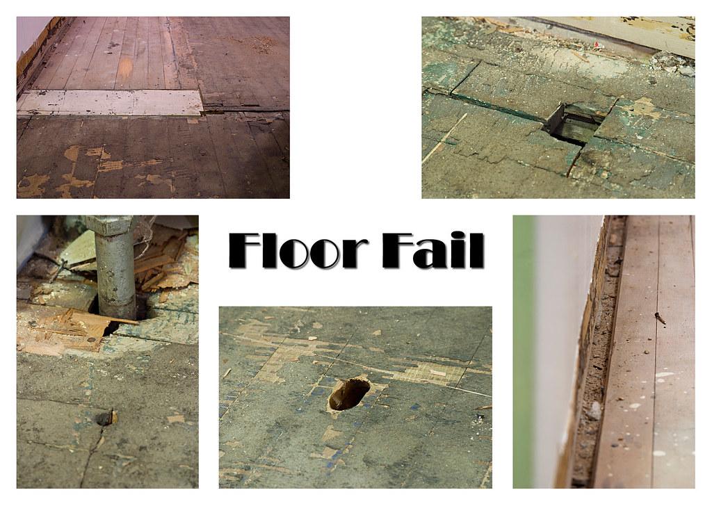 Floor Fail