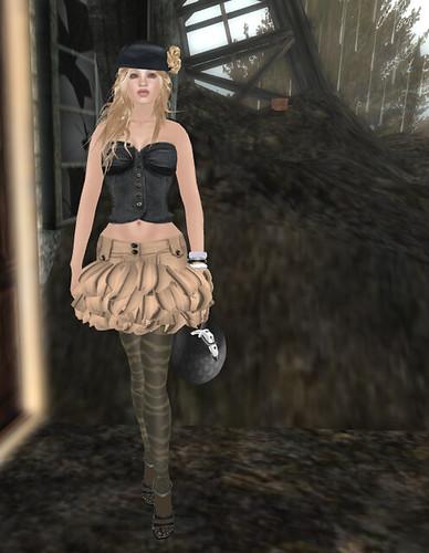 Phoenix Rising & D!VA outfit