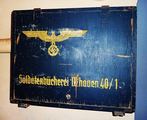 bunker musée kriegsmarine la rochelle, objets militaria 26