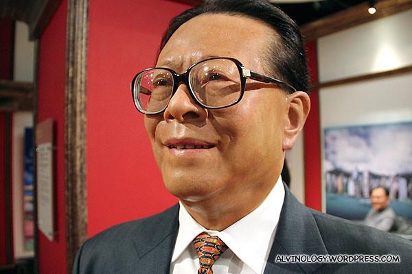 Jiang Zemin (江泽民)