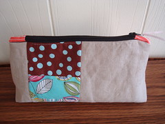 zippered pouch 1