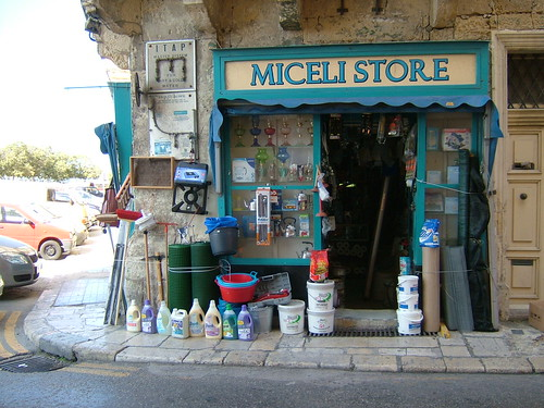 Miceli Hardware Store, Valletta