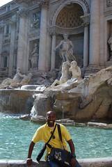 Trevi Fountain (I Hart Travel) Tags: travel vatican rome photography colosseum pizza trevifountain spanishsteps vittorioemanuelemonumentandwarmuseum pizzeriabaffeto