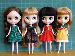 Emma, Lara, Dylan and Summer