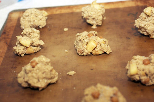 oat cookie dough