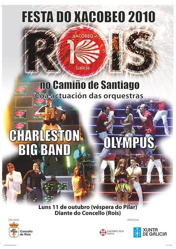 Rois - Festa do Xacobeo 2010