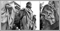 8 - 4 octobre 2010 Paris Square Garibaldi Statue Dtails (melina1965) Tags: blackandwhite bw sculpture paris statue collage hands nikon october ledefrance hand noiretblanc faades mosaic collages main mosaics statues vip gesture picturesque mains 75015 sculptures faade octobre 2010 gestures mosaque mosaques geste d80 gestes 15mearrondissement photoscape mesphotosenmosaque checkoutmynewpics leagueofwomenphotographers quantae umbralaward subeloquequieras veryimportantphotos