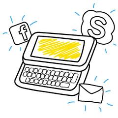 Facebook telefone