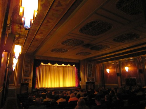 Roxy Theatre Auditorium Northampton PA