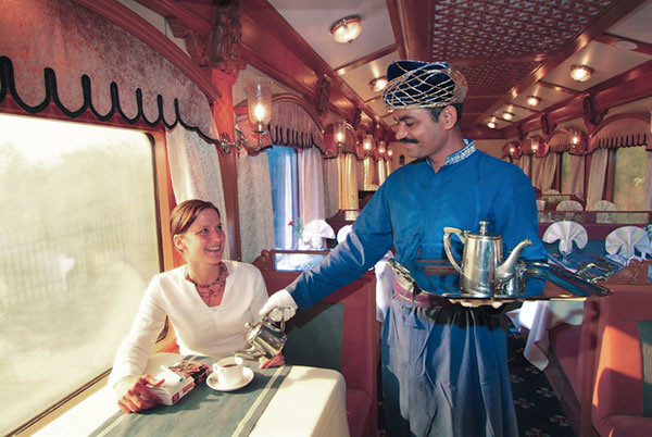 the Indian Maharaja Trai