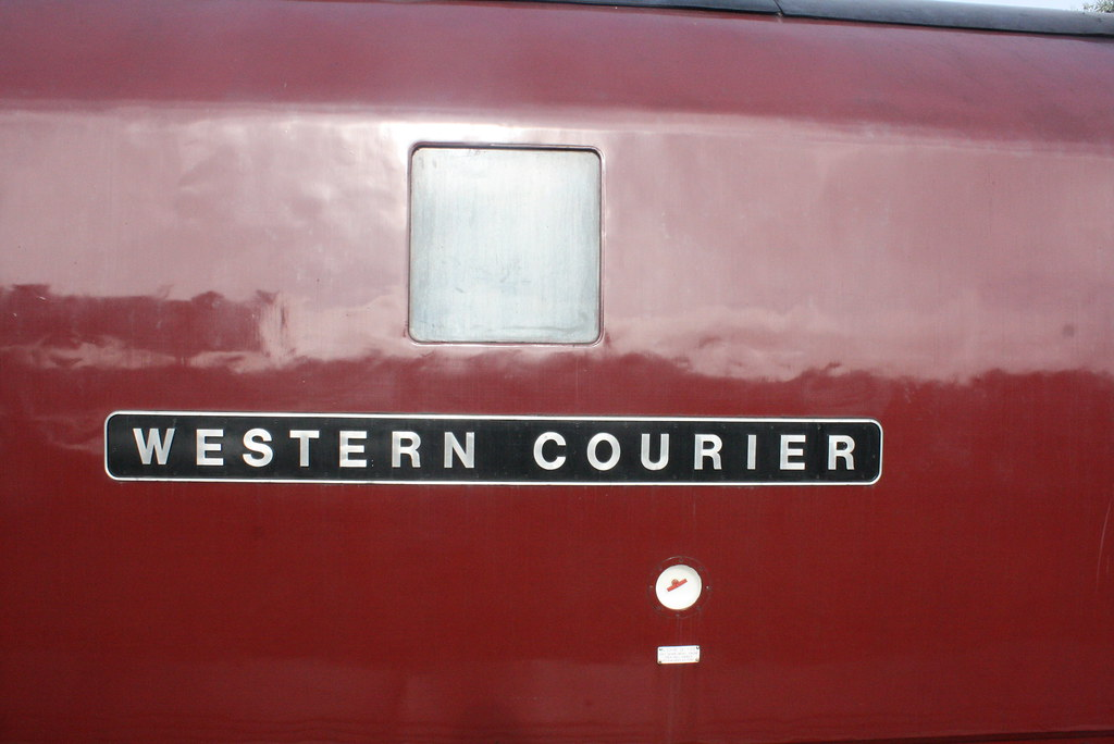 WESTERN COURIER
