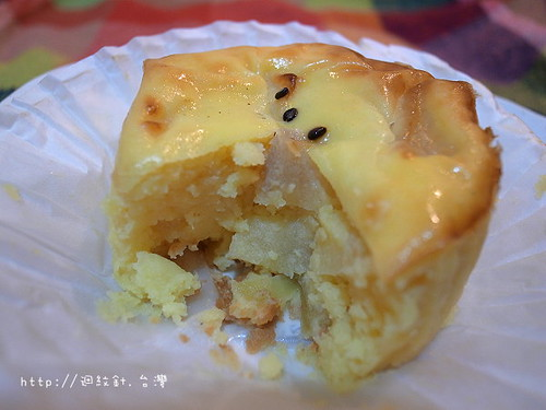 Laetitia 甜薯燒蘋果仔細看