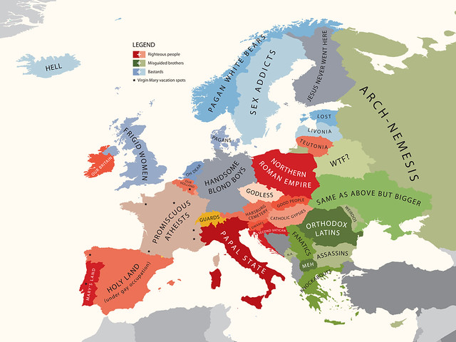Europe According to The Vatican