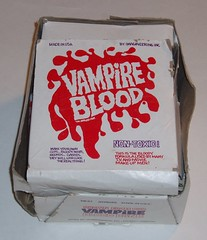 Vampire Blood Display box
