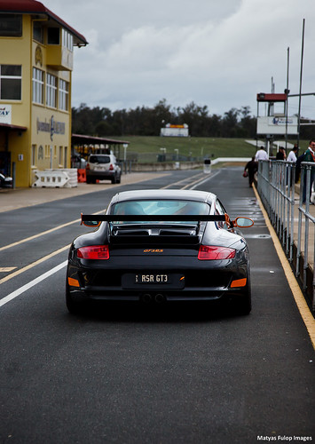 Porsche Club Queensland Track Day