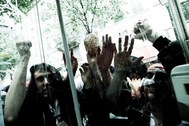 Zombie Walk 2010 @ Paris
