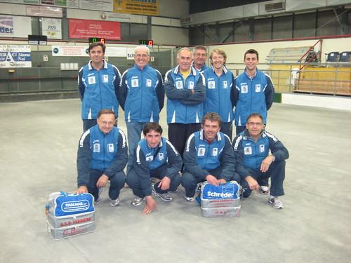 La squadra di B