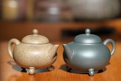 3-legged (mitotky) Tags: 3 tea clay pottery teapot yixing legged