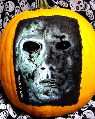 Michael Myers 'Halloween' pumpkin painting by Denise A. Wells (Denise A. Wells) Tags: halloween painting pumpkin skulls artwork acrylic pumpkins evil horror horrormovie serialkiller voodoo hauntedhouse tyrabanks halloweenhorror chucky halloweenmask halloweendecoration halloweenhorrornights halloweenpumpkin halloweenpumpkins jamieleecurtis pumpkinart michaelmyers pumpkinpainting theshape halloweenresurrection halloweenfun spookyhalloween slashermovie halloweenzombie halloweenmovie unkillable robzombieshalloween halloweenskull halloweenskulls pumpkindecorations chuckysbride halloween4thereturnofmichaelmyers halloweencharacters menakutkan uniquehalloweendecorations deniseawells halloweenhowto scarymoviecharacters tagyeritcom scarypumpkinpaintings horrorlegends denyceangel40yahoocom funhalloweendecorations coolhalloweendecorations coolhalloween colorfulhalloweendecorations oneofakindhalloweendecorations scaryhalloweenpumpkins halloweenhauntedfunscaryterrifyingsillybloody zombihalloweenfest zombiescarebloodyscaryspookyfrighteningpranktricktreat trickortreatideas besthorrormovies skullsforhalloween scaryhalloweenpumpkinpainting horrorfilmseries halloweenh2020yearslater scaryhalloweenpumpkin pumpkinartist famoushorrormovie halloweenfilms halloween5therevengeofmichaelmyers creepypumpkinpaintings horrorpumpkinpaintings innovativepumpkinpaintings pumpkinpaintingsbydeniseawells pumpkinartbydeniseawells