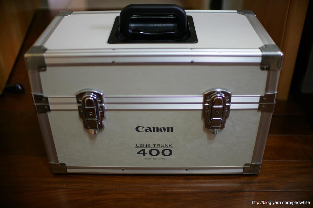 Canon EF400mm f/2.8L II USM