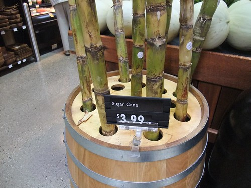 Sugar Cane at Giant Eagle Market District Kingsdale